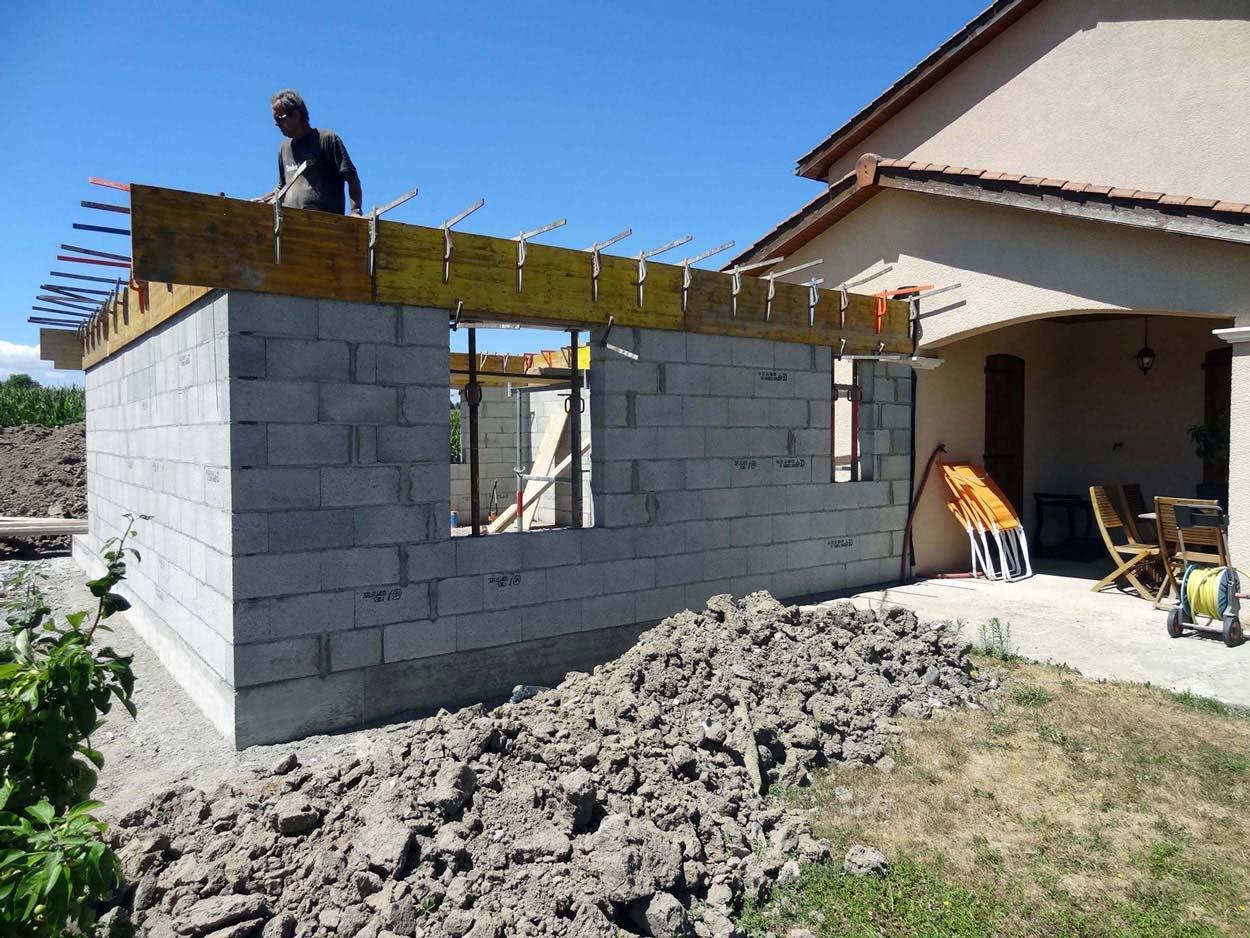 Construction Maison Balbigny R Habilitation Extension