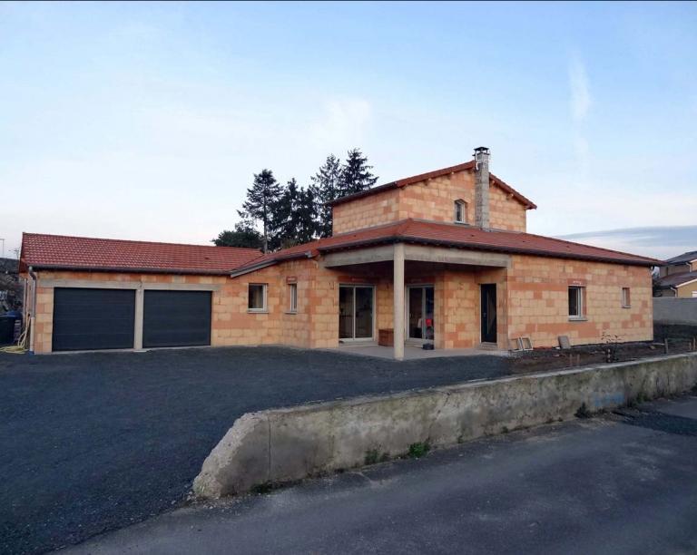 Construction maison individuelle Balbigny (Loire)